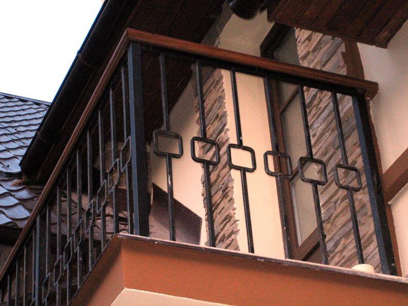 Фото балконных ограждений - балконные ограждения.